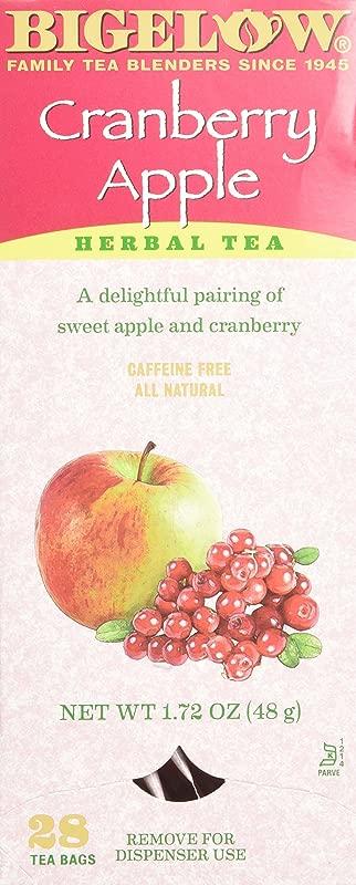 Bigelow Cranberry Apple Tea Box Of 28