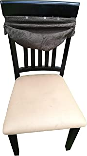 dining chair cover with arms