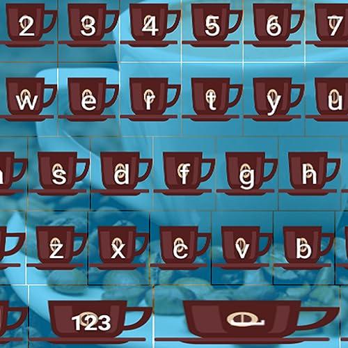 Schöne Kaffeetastaturen
