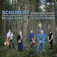 Schubert Str Quintet Str Quartets In G D Minor