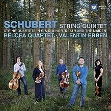 Schubert: String Quintet, Quartet in G, Quartet in D minor