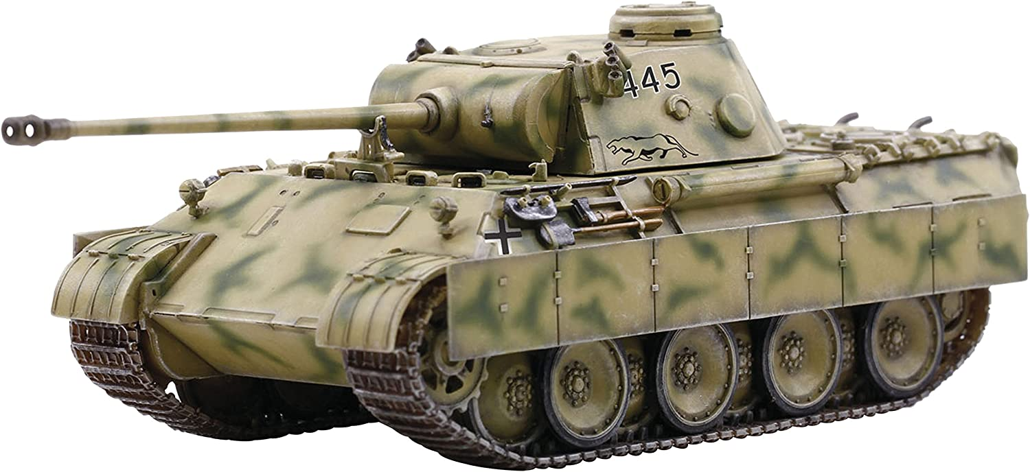 Dragon 500760596 - 1 72 Panther D Early Production