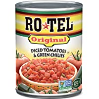 Deals on Ro-Tel Diced Tomatoes & Green Chilies 10 Oz