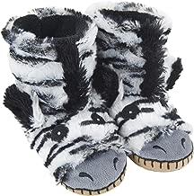 Best kids zebra slippers Reviews