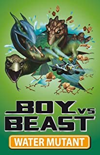 Boy Vs Beast 12: Water Mutant