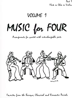Music for Four, Volume 1 - Baroque, Classical & Roma