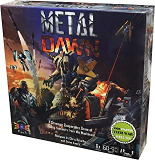 Everything Epic Metal Dawn Board Game
