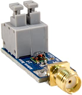 Balun One Nine v1 - Tiny Low-Cost 1:9 HF Antenna Balun and Unun with Antenna Input Protection for Ham It Up, RTL-SDR, HackRF and Other HF-Capable Radios. Great for DIY Dipole and Longwire Antennas