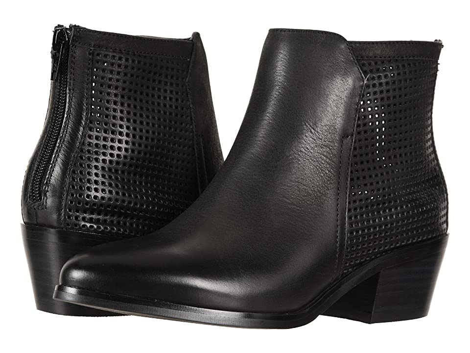 David Tate Kaci (Black Brushed Nubuck) Women