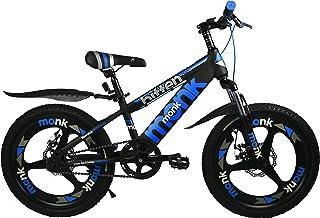 Tutto Bicicleta Rodada 20 Montaña para Niño y Niña Monk B