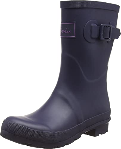 Joules Kelly Welly, botas de Agua para mujer, azul (French Navy FRNAVY), 38 EU