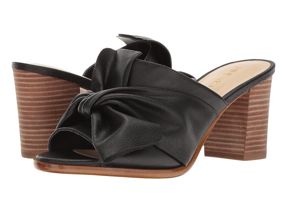 Nine West Byron (Black Leather) High Heels