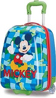 American Tourister Disney Kids Mickey Mouse Hardside Upright, 18 Inch, 2