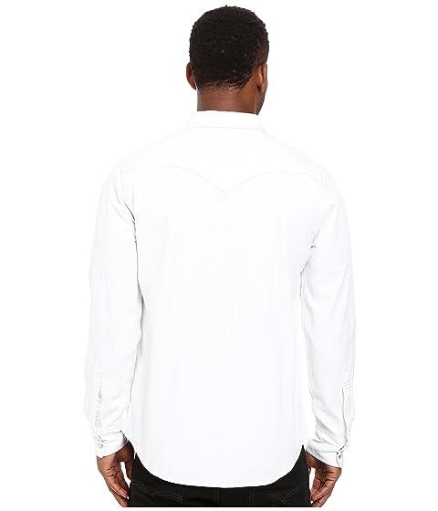 Standard Barstow White Western Levi's® Shirt 0qR0d