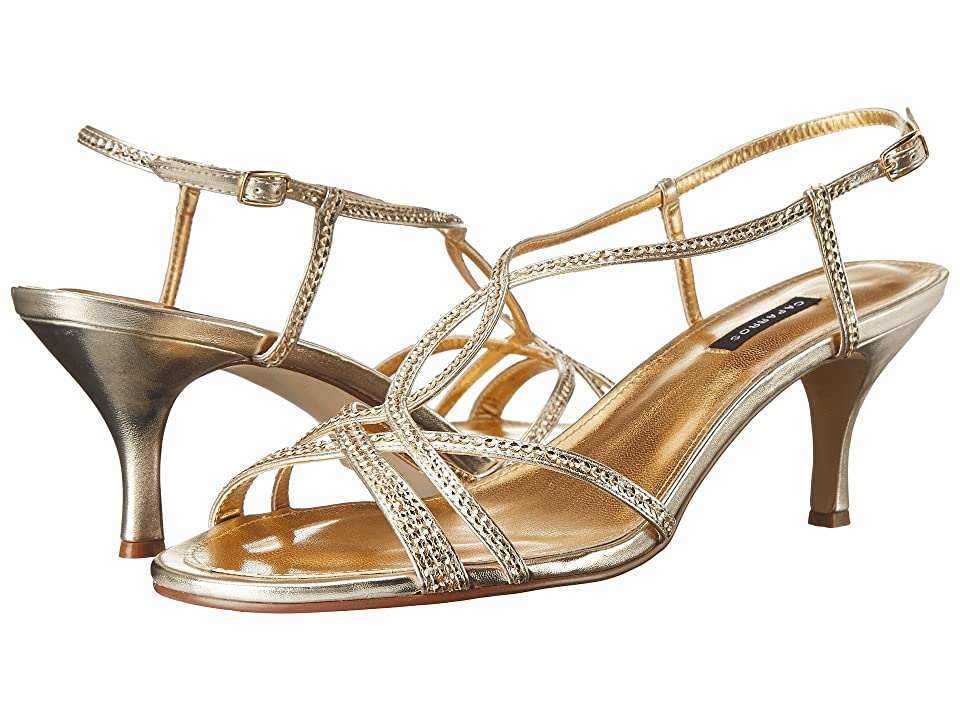 Caparros Pandora (Gold Metallic) Women