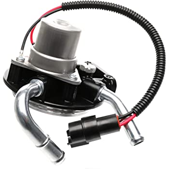 [DIAGRAM_3ER]  Amazon.com: iFJF 12642623 Fuel Filter Head with Hand Fuel Pump Housing and  Heater and Aluminum Air Bleeder Screw for GM GMC Duramax V8 6.6L 2004-2013  Chevy: Automotive | Duramax Fuel Filter Housing |  | Amazon.com