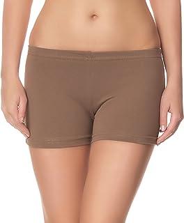 8fe7cf7324 Ladeheid Short Culotte Pantalon Legging Court Sport Yoga Pants Vêtement  Tenue de Sport Femme LAMA05