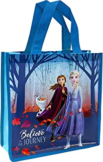 Disney Frozen Movie Character Tote Bags (Elsa and Anna)