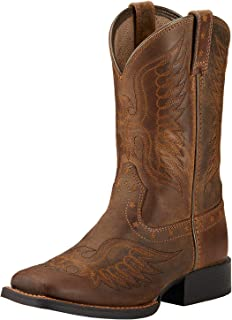 Kids' Honor Western Cowboy Boot
