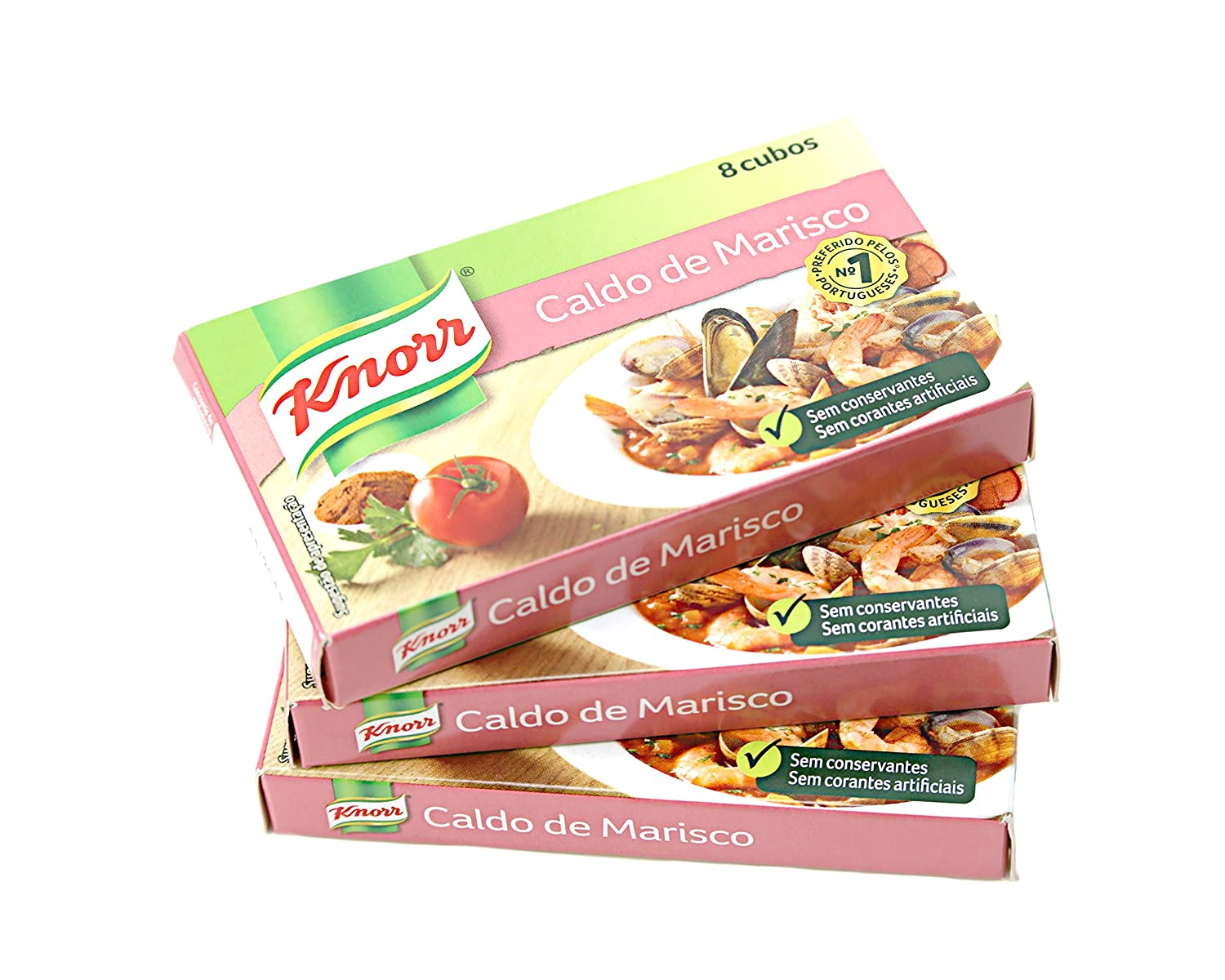 Knorr Seafood Boullion Columbus Mall Cubes Cheap 3 8 Pack