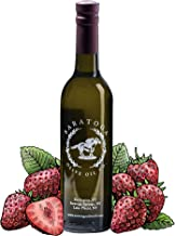 Saratoga Olive Oil Company Strawberry Dark Balsamic Vinegar 200ml (6.8oz)