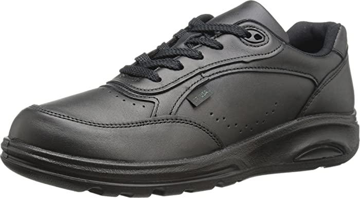 New Balance 706V2 Black US Postal Leather Walking Shoes Mens 12 4E Extra Wide