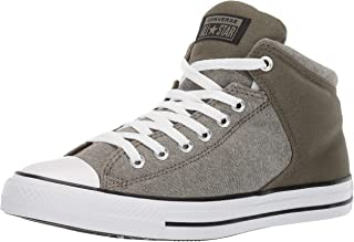 Converse Men's Unisex Chuck Taylor All Star Street High Top Sneaker