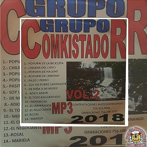 Popurri De La Bicicleta de Grupo Comkistador en Amazon Music ...