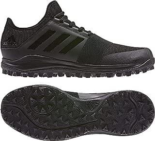 adidas Divox 1.9S Women's Field Hockey Turf Shoes, Black, 6.5