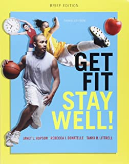 Get Fit, Stay Well! Brief Edition; Modified MasteringHealth with Pearson eText -- ValuePack Access Card -- for Get Fit, Stay Well! (3rd Edition)