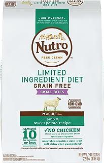 Nutro Limited Ingredient Small Potato