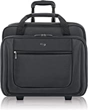 Solo Bryant Rolling Laptop Bag with Wheels,Fits Up to 17.3-Inch Laptop,Travel Friendly..