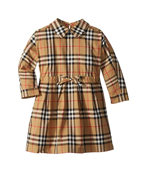 Burberry Kids Mini Crissida Dress (Infant/Toddler)