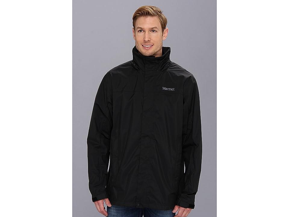 Marmot PreCip(r) Jacket Tall (Black) Men