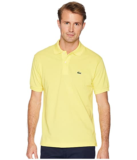 Lacoste Pique Shirt Sleeve Polo Classic Short rnHTxr
