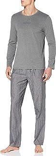 Xavy NW Ocs Pyjama Longsleeve Juego de Pijama para Hombre