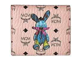 Rabbit Flap Wallet/Bifold Mini