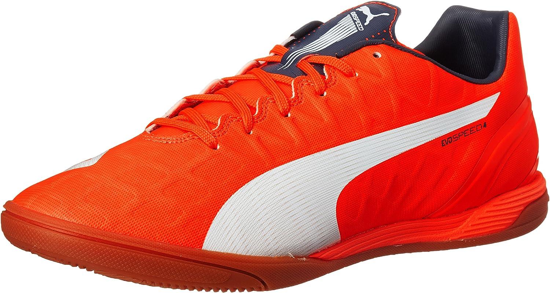 PUMA Men's Evospeed 4.4LT Soccer shoes