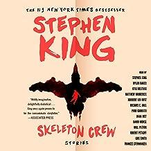 skeleton crew audiobook narrators