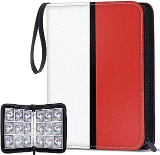720 Pockets Baseball Card Binder Sleeves for Trading Card, Card Sleeves Card Holder Album Protectors Set Fit for Pokemon C...