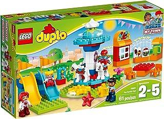 """レゴ(LEGO)デュプロ デュプロ(R)のまち""""たのしい遊園地"""" 10841"""