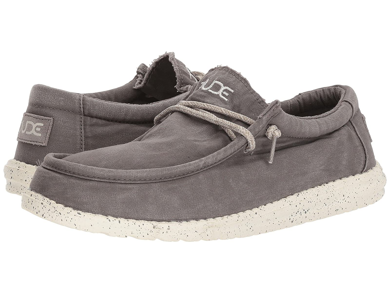 Hey Dude Wally WashedAtmospheric grades have affordable shoes