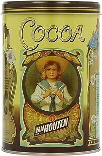 Van Houten The Original Cocoa in Vintage Tin 17.6oz (500g)