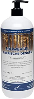 Showergel Siberische Dennen 1 Liter - met gratis pomp