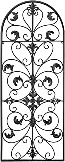 gb Home Collection Metal Wall Decor, Decorative Victorian Style Hanging Art, Steel Decor,..