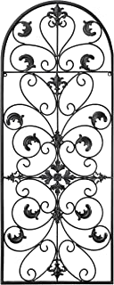 Best wrought iron artwork wall Reviews
