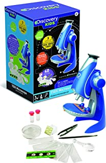 Discovery Kids 150x Microscope STEM Activity