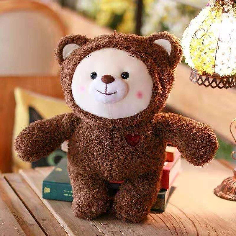 Rainbow Ruby Teddy Bear Plush [並行輸入品] Toy Plus Small 超人気 Stuffed Animal Soft