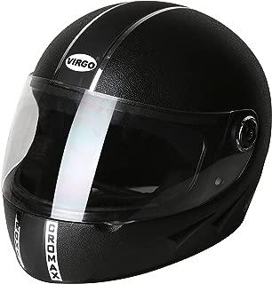 virgo no. 1 Cromax Full Face Helmet (black)