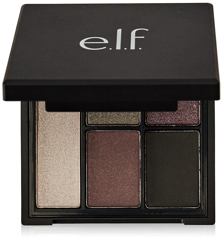 批判的有名ながっかりするe.l.f. Clay Eyeshadow Palette Smoked to Prfection (並行輸入品)